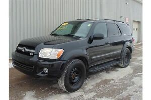 2006 Toyota Sequoia Limited V8 THIS WHOLESALE SUV WILL BE SOL...