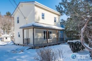 Rare opportunity to own 2 properties backing on Fleming Park