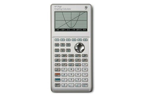 New Original HP 39gII 39GII scientific CIENTIFICA Graphing C
