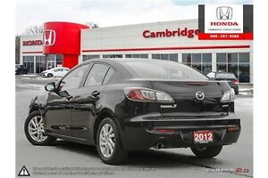 2012 Mazda 3 GS-SKY LEATHER INTERIOR | BLUETOOTH | POWER SUNROOF Cambridge Kitchener Area image 4