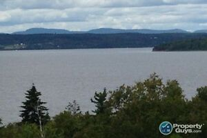 One of the last waterview lots in the Highlands/Drury Cove