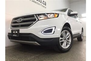 2016 Ford EDGE SEL- AWD! REMOTE START! LEATHER! SYNC! WIFI! Belleville Belleville Area image 3