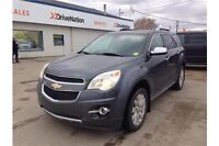 2010 Chevrolet Equinox LT Low Kms! AWD! Get ready for Winter!
