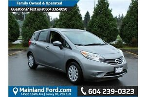 2015 Nissan Versa Note 1.6 SV - Trip Computer - Cruise Control