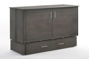 Wall Bed Murphy Cabinet Bed in Stock