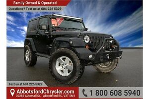 2012 Jeep Wrangler Sport 50'' LED Lightbar