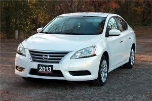 2013 Nissan Sentra 1.8 SV | ONLY 31K | CERTIFIED + E-Tested