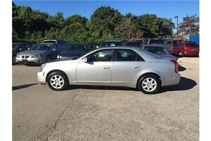 2006 Cadillac CTS Base MANUAL SOLD AS IS / AS TRADED London Ontario image 2
