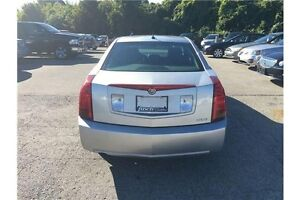 2006 Cadillac CTS Base MANUAL SOLD AS IS / AS TRADED London Ontario image 4