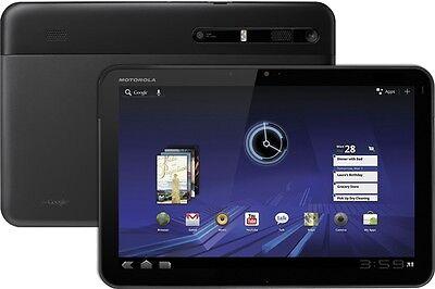 Motorola Xoom Mz604 32Gb  Wi Fi  10 1In   Black