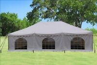 20x30 PARTY TENT FOR RENT $200 GREAT DEAL