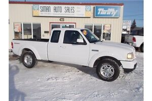 2009 Ford Ranger XL Ext Cab / LOW LOW KM'S