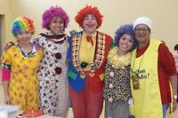 Kids Have Fabulous Fun with Rosie the Clown