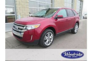 2014 Ford Edge SEL REDUCED! Was $31,990. 3.5L V6, AWD, LEATHER