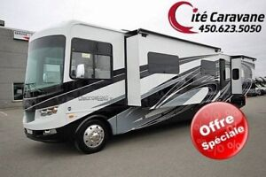 2018 Forest River Georgetown 377 XL 2018 ! 2,000km VR Classe A 3