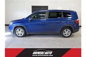 2014 Chevrolet Orlando 1LT 7 PASSENGER, BLUETOOTH, SMOKE FREE