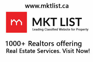 Brampton Real State Services || MKTlist || Service by mktlist
