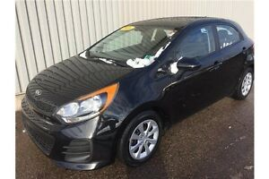 2016 Kia Rio LOW KMs AND FACTORY WARRANTY ON THIS GREAT SAMLL...