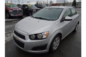 2012 Chevrolet Sonic LT WWW.PAULETTEAUTO.COM BE APPROVED TODAY!!