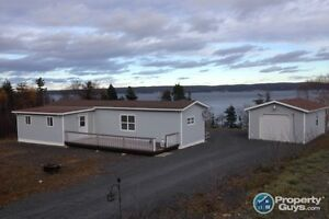 Two bedroom mobile home located on Beach Path