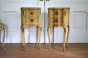 Antique French Night Tables