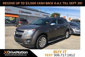 2011 Chevrolet Equinox 2LT Leather, AWD, SUV