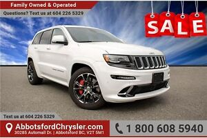 2015 Jeep Grand Cherokee SRT Fully Loaded SRT
