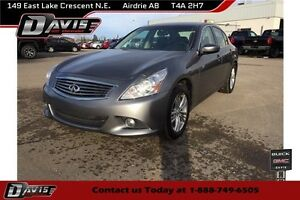 2011 Infiniti G37x AWD, SUNROOF, HEATED FRONT SEATS