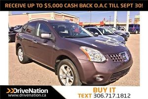 2010 Nissan Rogue SL AWD! CVT! LEATHER!
