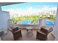 Choice of 2 stunning 2 Bedroom Apartments on La Torre Golf Resort Mar Menor Spain