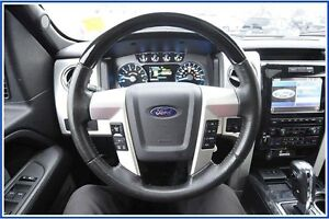 2011 Ford F-150 Platinum/LEATHER/4X4/PWR RUNNING BDS/HEAT&COO... Kitchener / Waterloo Kitchener Area image 12