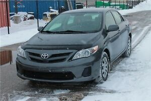 2012 Toyota Corolla CE | CERTIFIED + E-Tested