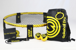 Spikeball pro set, basic kits, or spikebuoy