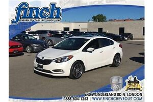 2014 Kia Forte 2.0L SX SX|SUNROOF|LEATHER|BLUETOOTH