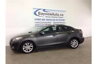 2010 Mazda 3 - AUTO! HEATED LEATHER! SUNROOF! 2.5! LOADED!