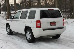 2010 Jeep Patriot Sport/North | CERTIFIED + E-Tested Kitchener / Waterloo Kitchener Area image 3