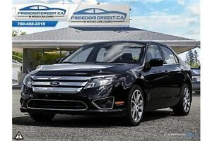 2011 Ford Fusion SE SEDAN SE LOADED