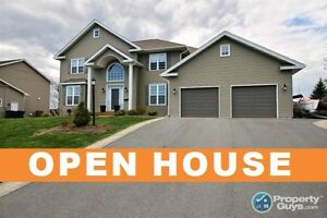 OPEN HOUSE! Immaculate 4 bed home in much sought after area