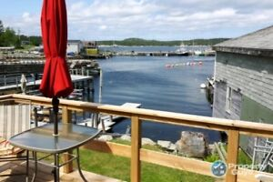 Completely renovated waterfront mobile on Terence Bay!