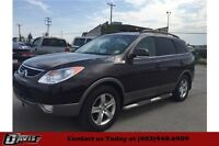 2012 Hyundai Veracruz AWD, SUNROOF, SEATS 7