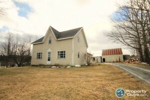 4 Bed Century Home on 40 ac w in-law suite.