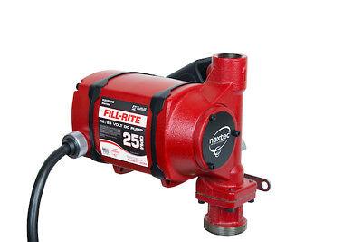 Tuthill Fill Rite Nx3204 12 V Dc High Flow 25 Gpm Fuel Transfer Pump Heavy Duty