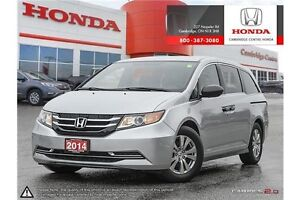2014 Honda Odyssey SE REAR VIEW CAMERA WITH GUIDELINES | REMO...