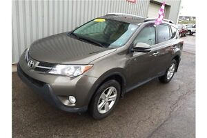 2013 Toyota RAV4 XLE XLE ALL WHEEL DRIVE EDITION | 6 SPEED |...