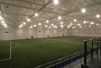 Looking for Good soccer players (8 vs 8 indoor Brossard).
