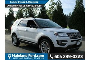 2016 Ford Explorer XLT NAVAGATION- CRUSIE CONTROL- LEATHER SEATS