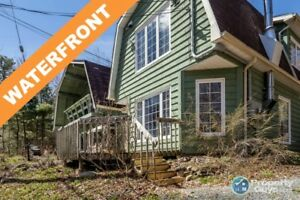 Waterfront income/In-law home on 1.14 acres!