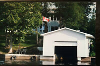 Rideau River Waterfront Home /w Awesome Boating/Fishing/Nature