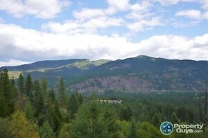 Stunning mountainous 25 acres Christina Lake ID 198030