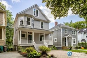 Impressive character home in the heart of Hfx South End